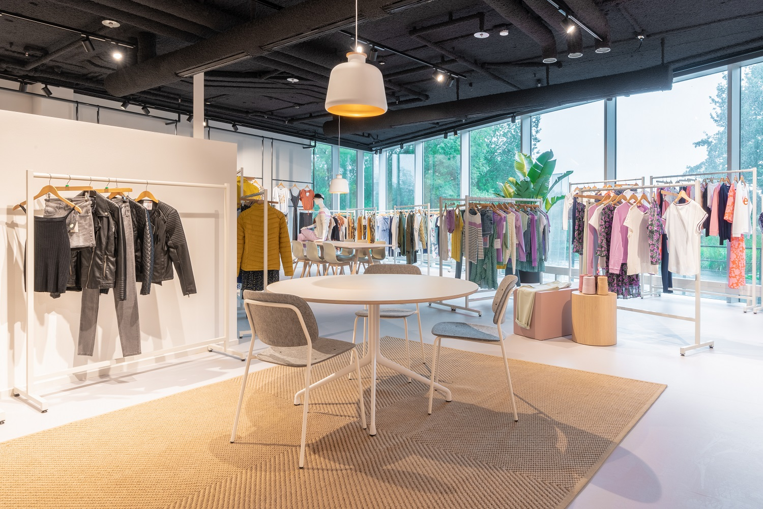 Showroom HVEG Fashion Linq Leusden